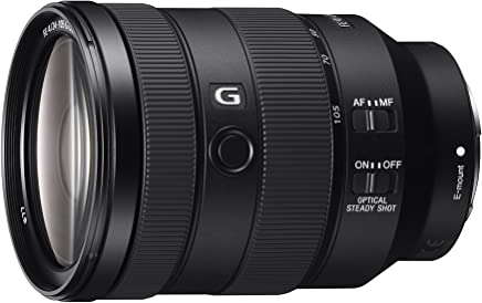 Sony - FE 24-105mm F4 G OSS Standard Zoom Lens (SEL24105G)