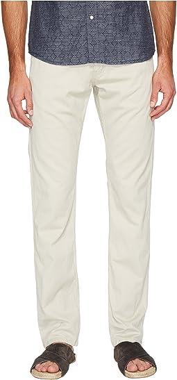 Slim Jeans in Beige