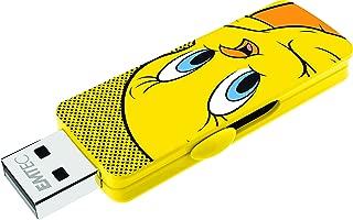 Emtec USB 2.0 Flash Drive 16GB M700 Tweety Bird
