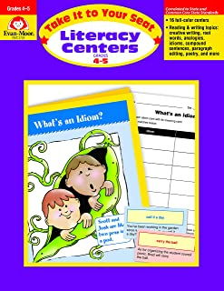 Literacy Centers Grades 4-5: EMC 2724