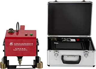 Pneumatic Portable dot Pin Marking Machine for Deep Engraving with Touch Screen Controller