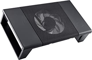 Cooler Master NotePal Connect Stand Network Devices Cooling Solution, Metal Mesh, SickleFlow 120 Reverse Edition Fan, and ...