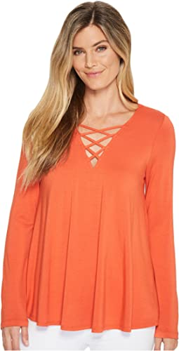 Crisscross Swing Top