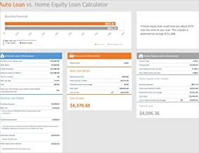 Best home loan calculator spreadsheet excel Reviews