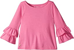 Lilly Pulitzer Kids - Mazie Top (Toddler/Little Kids/Big Kids)