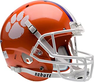 Schutt Sports NCAA Clemson Tigers Replica Football Helmet