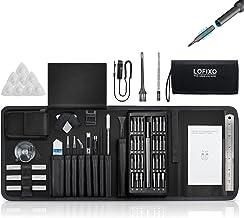 Electronics Screwdriver kit,Computer Repair Tool Kit,Ps4 Tool kit,LOFIXO Small Screwdriver Set for iPhone,ipad,ps5,Gaming pc Build,Laptop,mac,Xbox,Camera,Console,Glasses,Nintendo