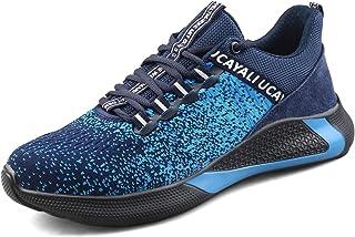 Ucayali Zapatos de Seguridad con Punta de Acero para Hombre