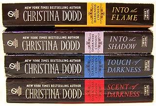 Darkness Chosen set by Christina Dodd (Chosen Ones Vol. 1-4)