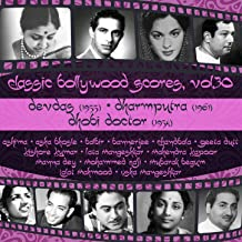 Classic Bollywood Scores, Vol. 30: Devdas (1955), Dharmputra [1961], Dhobi Doctor [1954]