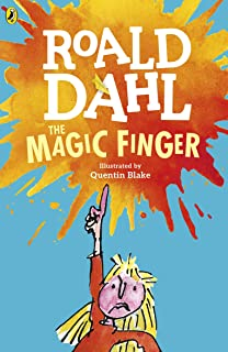 The Magic Finger by Roald Dahl - Paperback