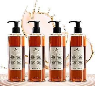 Prija Żel pod prysznic i szampon do włosów z żeń-szeniem 4 x 380 ml Hair & Body