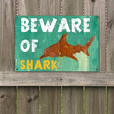 Details about  /ANIMAL SELFIE PHOTO SHARK BULLHEAD GREAT WHITE JAWS METAL PLAQUE TIN SIGN 1219