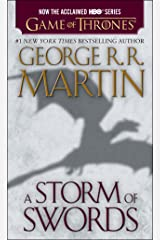 A Storm of Swords (A Song of Ice and Fire, Book 3) Kindle Edition