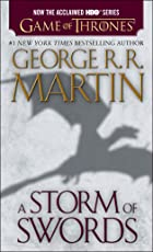 Cover image of A Storm of Swords by George R. R. Martin
