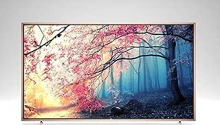 MEWE 100-Inch 4K Tempered glass screen Metal Frame Smart LED TV -B1000N 2019 model