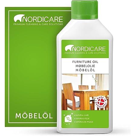 Aceite para madera Nordicare 500ml para el cuidado de los ...