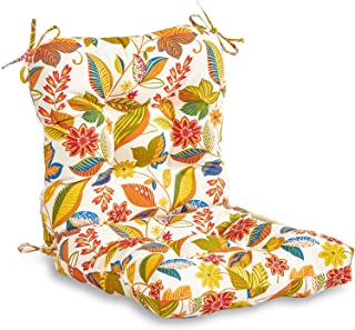 Greendale Home Fashions Outdoor Seat/Back Chair Cushion, Esprit