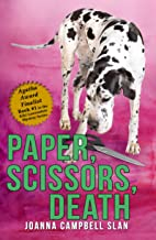 Paper, Scissors, Death: Book #1 in the Kiki Lowenstein Mystery Series -- AGATHA AWARD FINALIST (Can be read as a stand-alo...