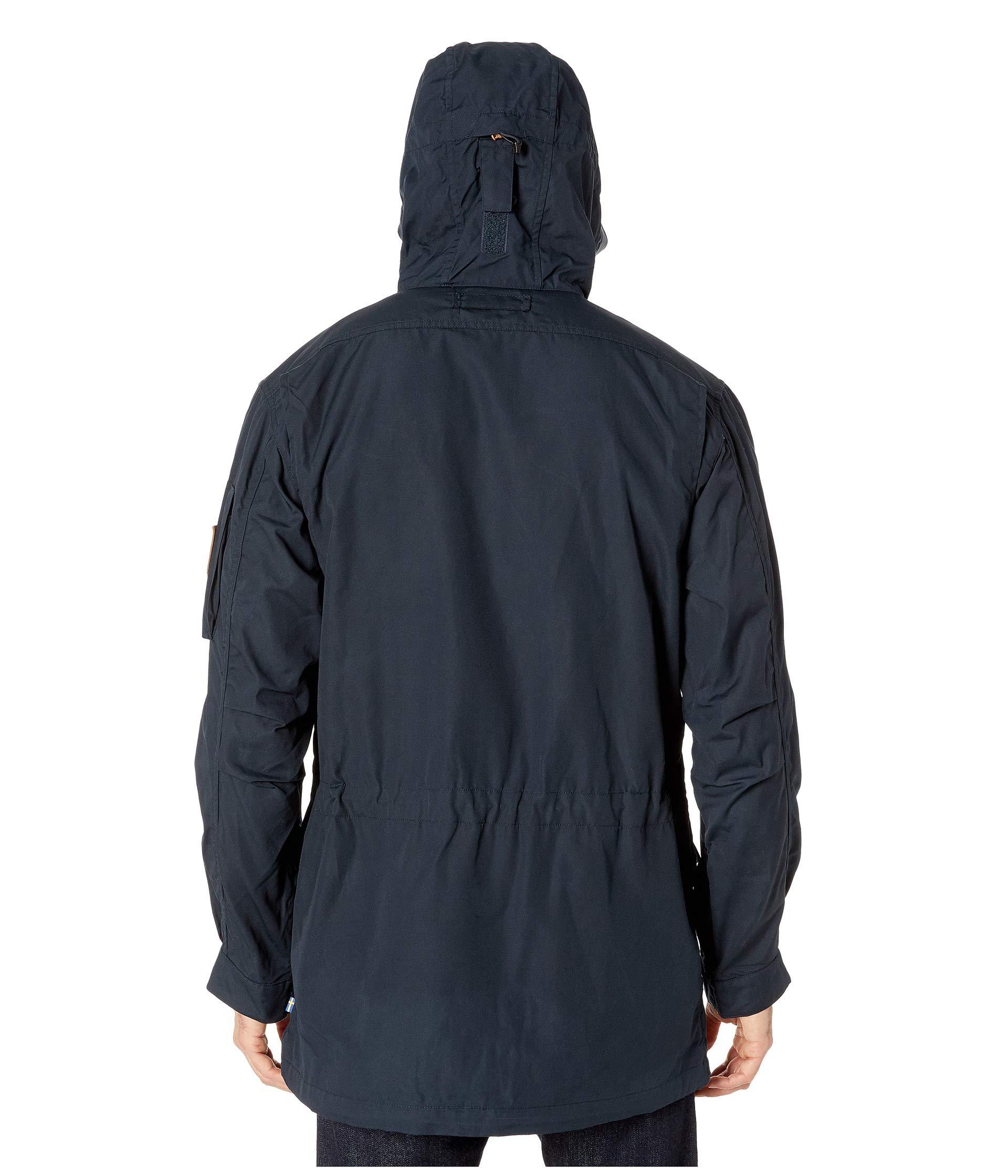 Jacket Sarek Navy Trekking Fjällräven Dark BqXAEBWwxn