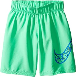 "Core Solid Swoosh 7"" Volley Short (Little Kids)"