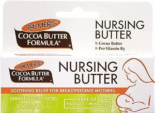 Palmer's Nursing Cream with Pure Cocoa Butter & Pro Vitamin B5, Bonus, 1.1 oz (30 g)