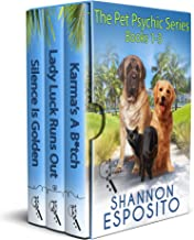 The Pet Psychic Series (Books 1-3): The Pet Psychic Series Boxset (A Pet Psychic Mystery)