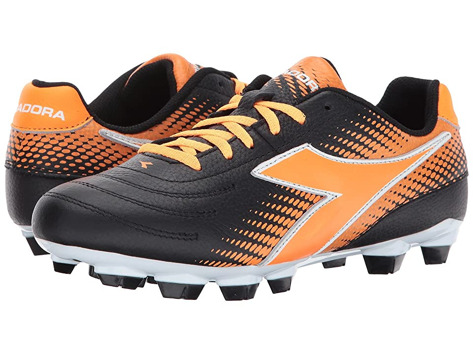Diadora Mago L W LPU (Black/Orange) Women
