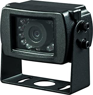 Voyager VCMS17B Super CMOS Color Rear Mount Observation Camera with LED Low-Light Assist, Built-In Microphone, Black,