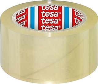 Tesa PP-tape 66M: 50mm transparant
