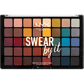 NYX SWEAR BY IT SHADOW PALETTE