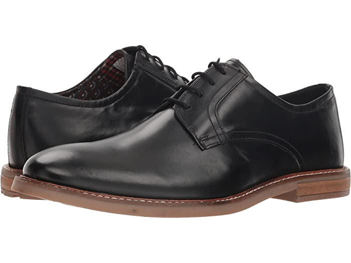 Ben Sherman Mens Birk Plain-Toe Oxford