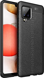 DOHUI Samsung Galaxy A42 5G Case, Ultra Slim Shock Absorption Soft TPU Silicone Protective Cover Case for Samsung Galaxy A...