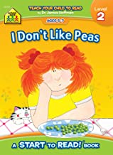 i don t like peas book