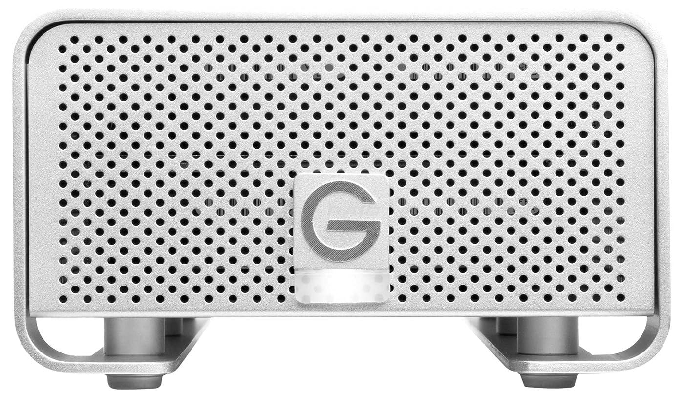高価なスピン壁紙G-RAID GEN4 1TB EMEA