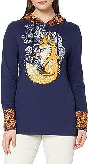Joe Browns Women's Fox Hoody Hooded Sweatshirt