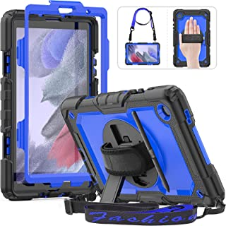 """HXCASEAC Child Case for Samsung Galaxy Tab A7 Lite 8.7"""" 2021 (SM-T220/T225), Sturdy Shockproof Cover with Screen Protecto..."""