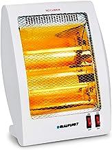 Blaupunkt BP1004 - Estufa De Cuarzo De Dos Tubos 800w 2 Niveles De Potencia: 400w - 800w. Protección Térmica, Interruptor ...