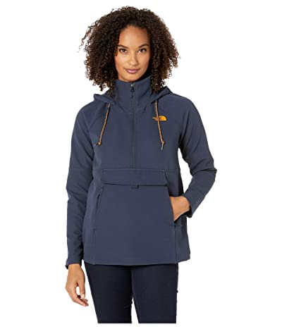The North Face Tenko Ridge Hoodie (Urban Navy/Urban Navy) Women
