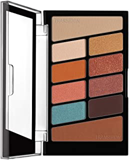 wet n wild Color Icon Eyeshadow 10 Pan Palette, Not A Basic Peach