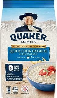 Quaker Wholegrain Quick Cook Oatmeal Refill, 400 G