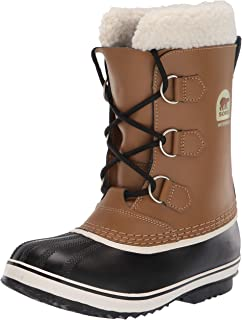 Yoot Pac TP MS Cold Weather Boot , Mesquite, 9 M US Toddler