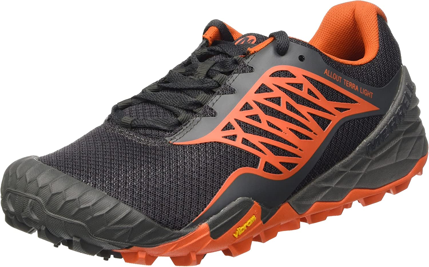 Merrell Men's All Out All Out Terra Low Rise Hiking Boots
