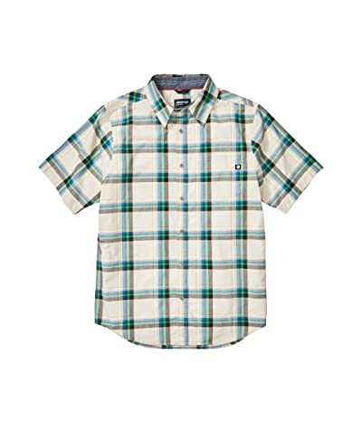 Marmot Meeker Short Sleeve Shirt (Moonbeam) Men