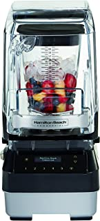 Hamilton Beach Commercial HBH950-CE Quantum Blender, Endura Motor Technology, svart/transparent