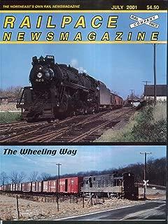 RAILPACE Middletown Hummelstown RR Railfan Day Wheeling Way 7 2001