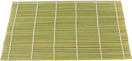 Helen's Asian Kitchen 97106 Helen's Asian Kitchen Bamboo Sushi Mat Green