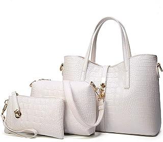 YNIQUE Satchel Purses and Handbags for Women Shoulder Tote Bags Wallets e6975a4172cd9