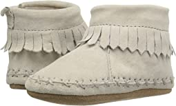 Robeez - Cozy Ankle Moccasin Soft Sole (Infant/Toddler)