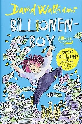 BillionenBoy by David Walliams